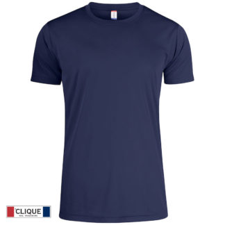 tshirt basic active-t junior bambino blu