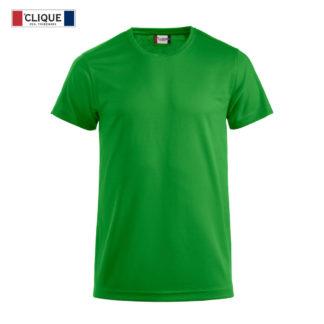 tshirt ice-t kids bambino verde acido