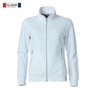 felpa classic ft jacket donna bianco