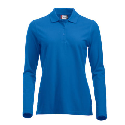 polo marion classic LS donna royal