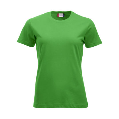 t-shirt new classic-t donna verde acido