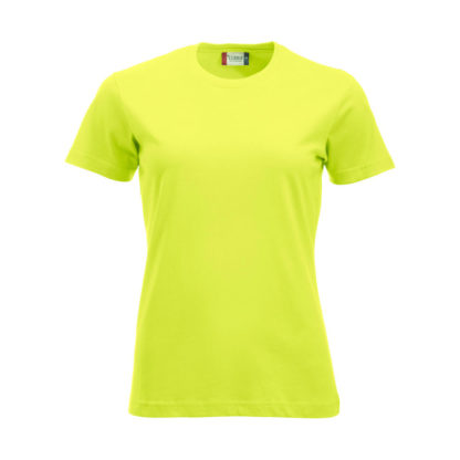 t-shirt new classic-t donna verde intenso