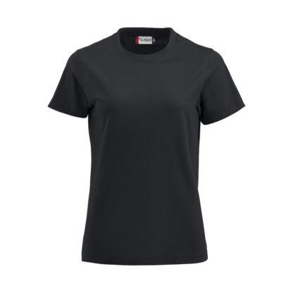 t-shirt premium-t donna nero