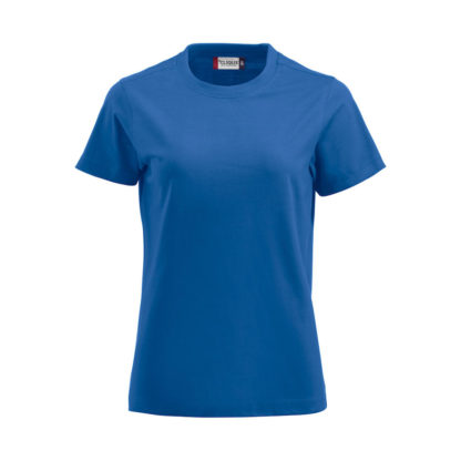 t-shirt premium-t donna royal blue