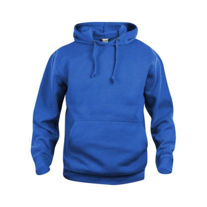 felpa basic hoody unisex royal blue