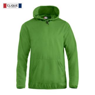 felpa danville unisex verde acido