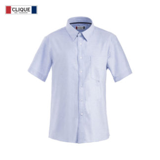 camicia cambridge uomo royal blue