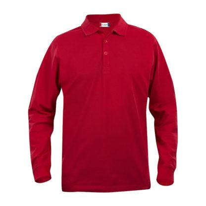 polo classic lincoln LS uomo rosso
