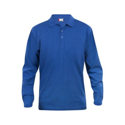 polo classic lincoln LS uomo royal blue