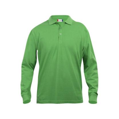 polo classic lincoln LS uomo verde acido