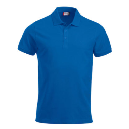 polo classic lincoln SS uomo royal blue