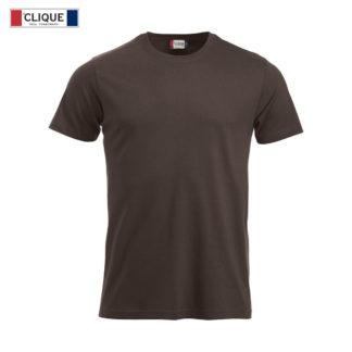t-shirt new classic-t uomo moka