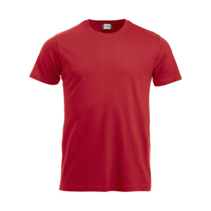 t-shirt new classic-t uomo rosso