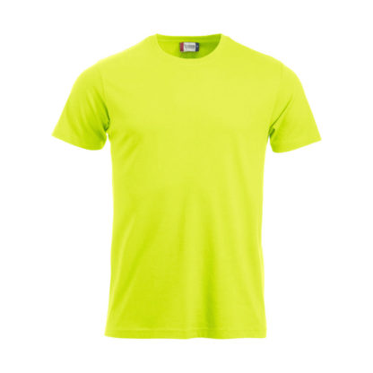 t-shirt new classic-t uomo verde intenso