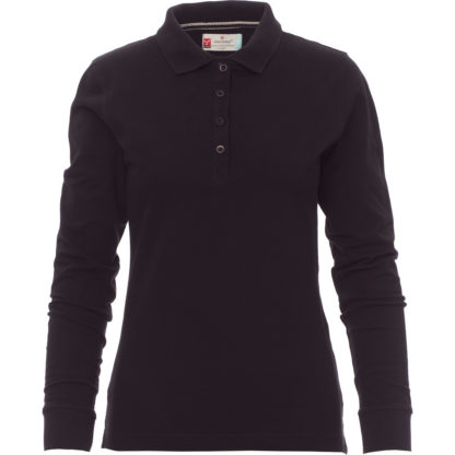 polo florence lady donna BLACK
