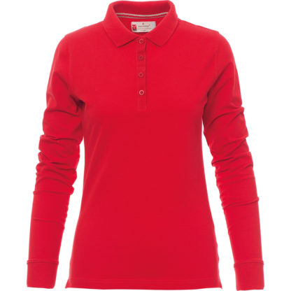 polo florence lady donna RED