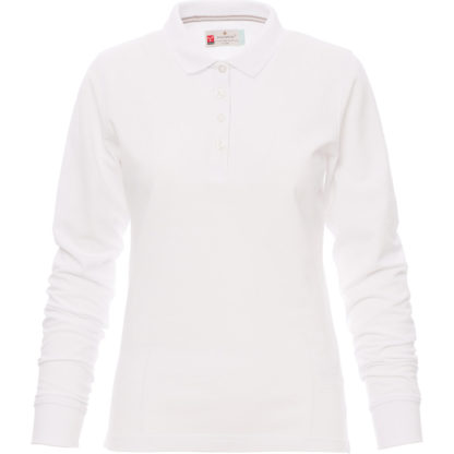 polo florence lady donna WHITE