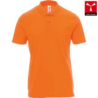 polo rome uomo orange