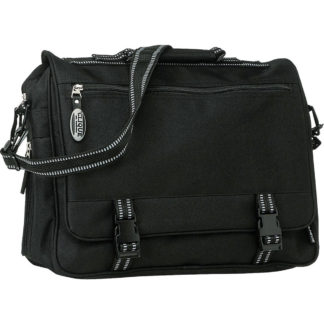 borsa bike bag expand NERO