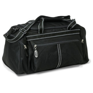 borsa travel bag NERO