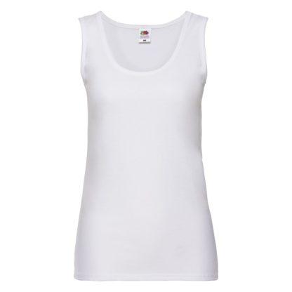 canotta donna ladiesvalueweightvest white 30