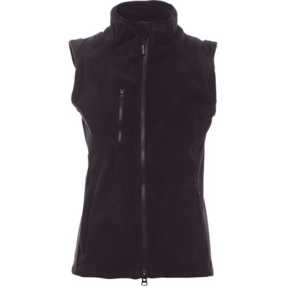 pile gilet easy lady donna BLACK