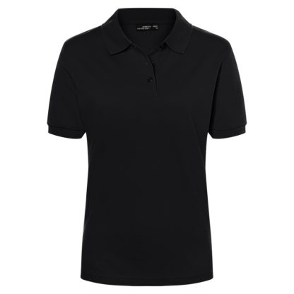 polo donna classicpololadies BLACK