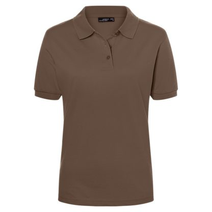 polo donna classicpololadies BROWN