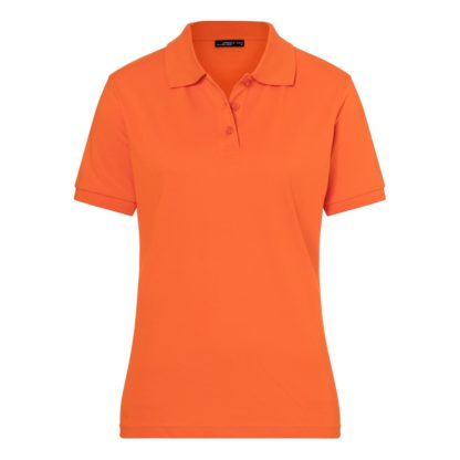 polo donna classicpololadies DARKORANGE