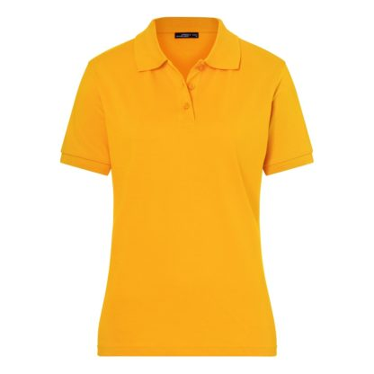 polo donna classicpololadies GOLDYELLOW