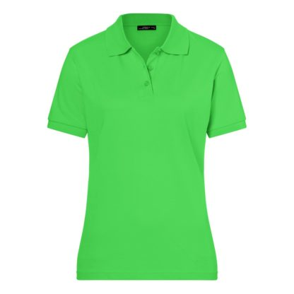 polo donna classicpololadies LIMEGREEN
