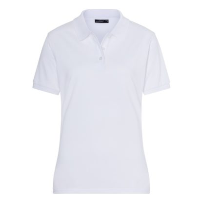 polo donna classicpololadies WHITE