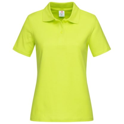 polo donna st3100 BRIGHTLIME