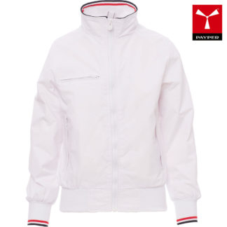 giubbino softshell pacificlady donna WHITE