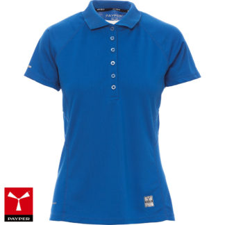 tshirt tecnica training lady donna ROYALBLUE