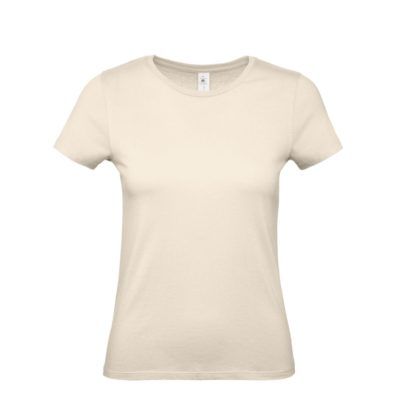 tshirt donna bctw02t natural na100
