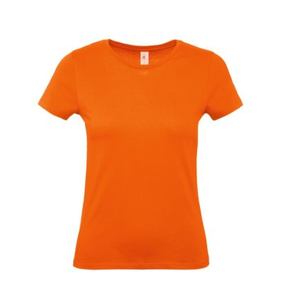 tshirt donna bctw02t orange or235