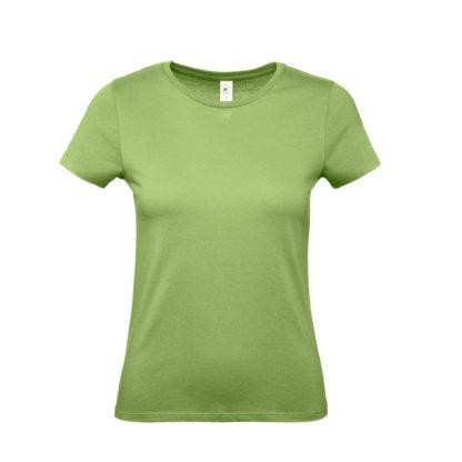 tshirt donna bctw02t pistachio pi510