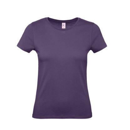 tshirt donna bctw02t radiantpurple rp351