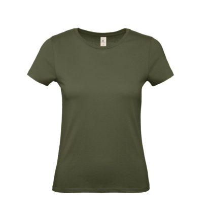 tshirt donna bctw02t urbankhaki uk552