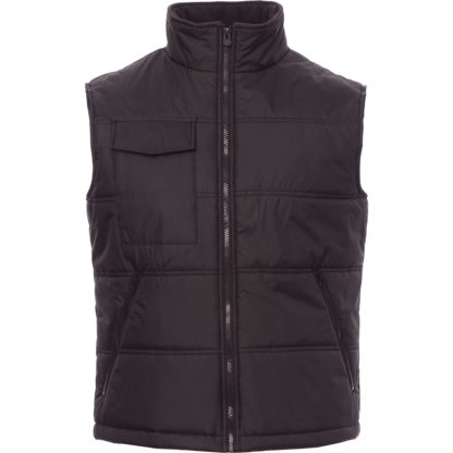 gilet star uomo BLACK