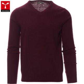 maglione business uomo BORDEAUX