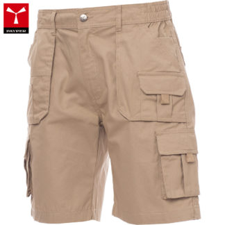 pantaloni riccione uomo KHAKI