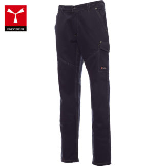 pantaloni worker winter uomo NAVYBLUE