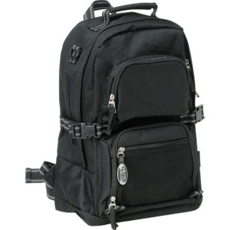 zaino backpack nero