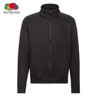 uomo-felpa-classicsweatjacket-black