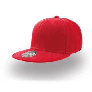bimbo-cappellino-kidsnapback-red