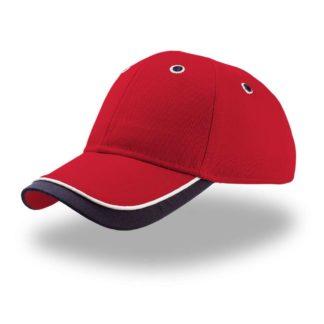 bimbo-cappellino-kidstar-rednavy