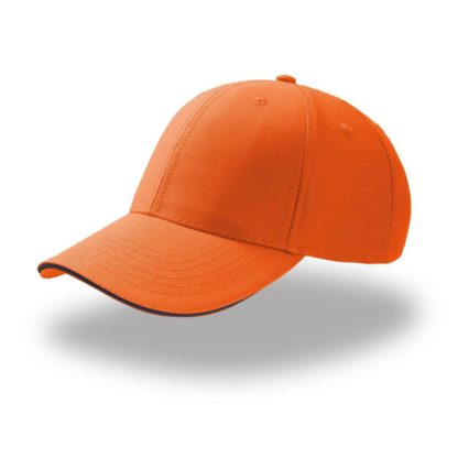 cappellino-ATLANTIS-sportsandwich-orange