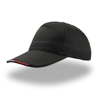 cappellino-ATLANTIS-startfiveitalia-black